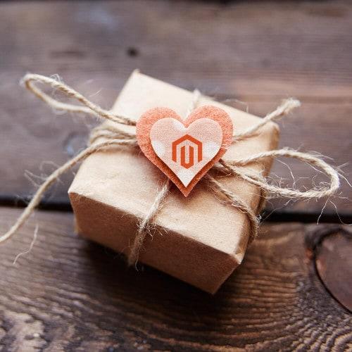 Kleines Geschenkpaket