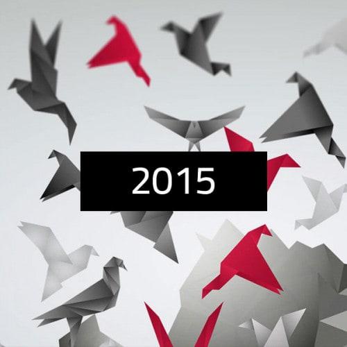 Grafik für den Rückblick 2015