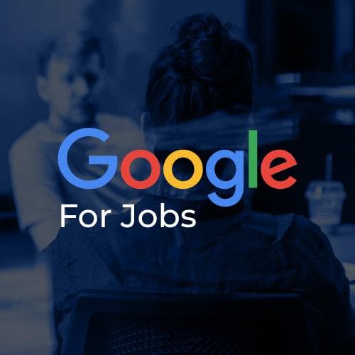 Jobgespräch Google for Jobs