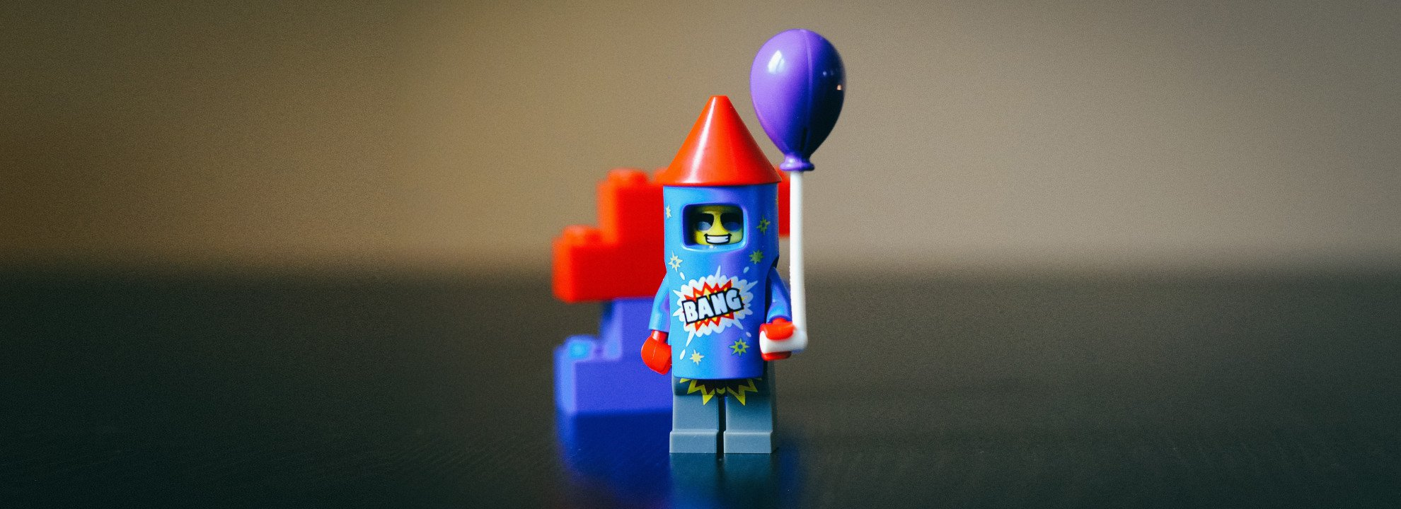 Raketen-Figur