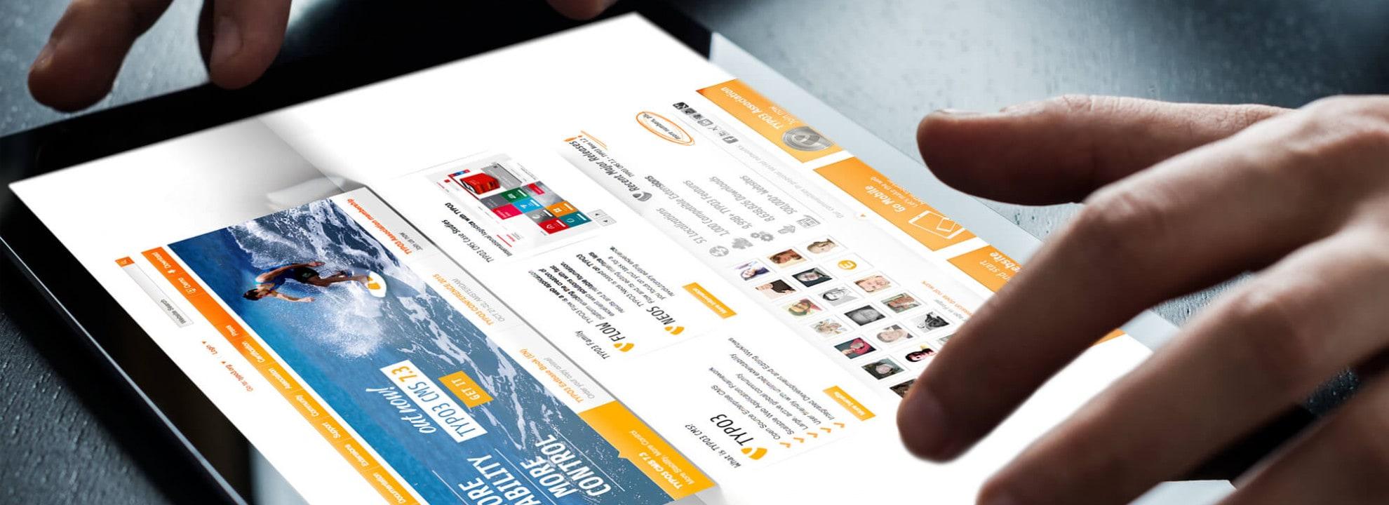 Web-Portale & Online-Plattformen