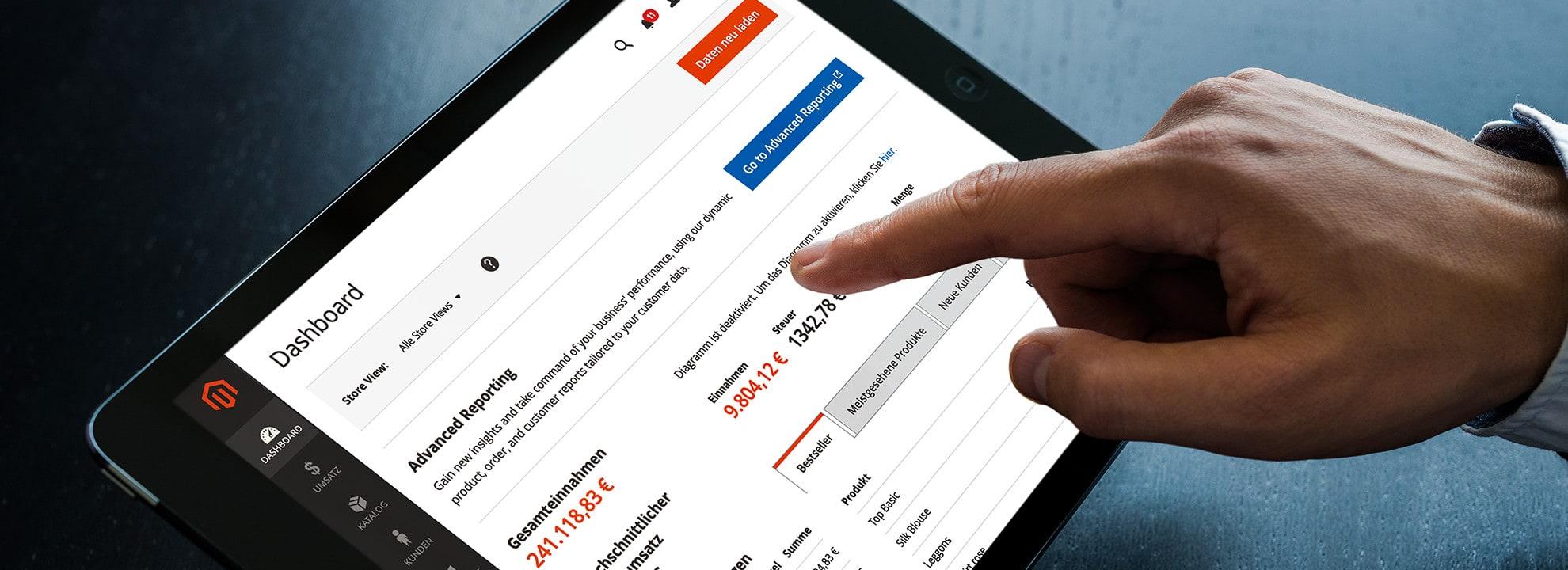 b751d6b17e Magento Webentwicklung. Lösungen für den B2C- und B2B-E-Commerce