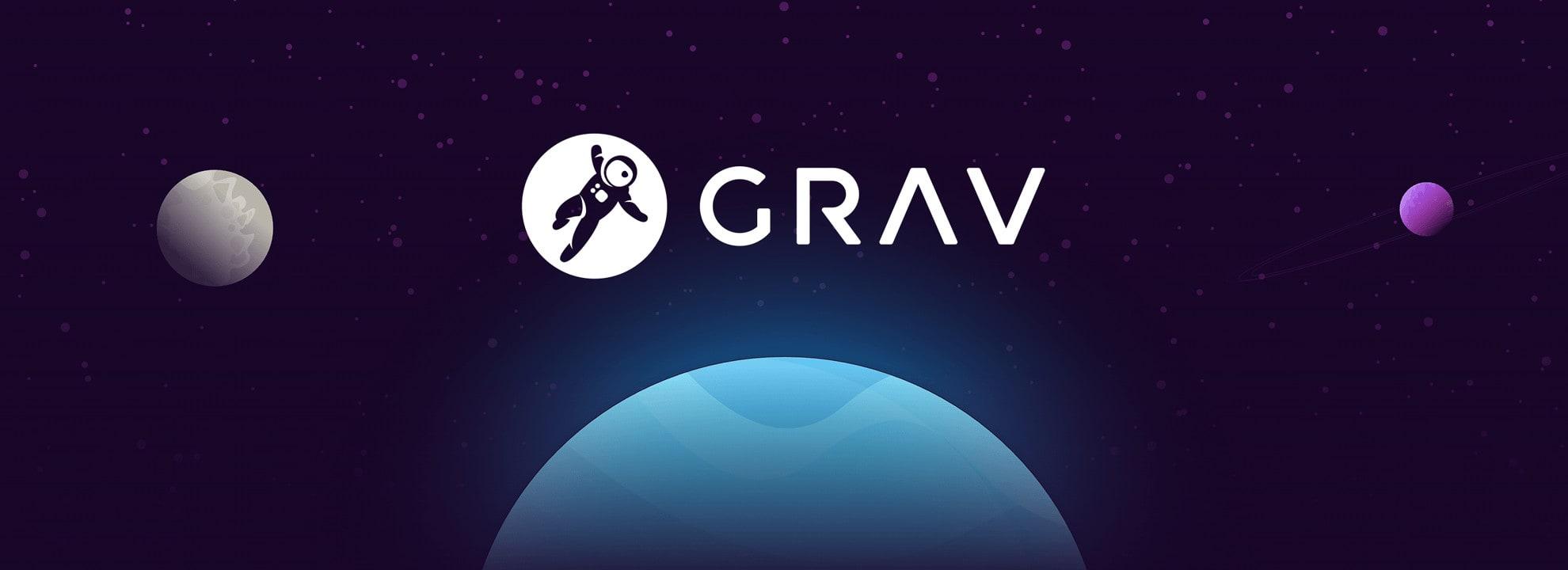 Grav Flat-File CMS